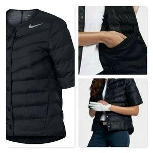 NIKE Jacket Women's Sportswear Black L Size NWT